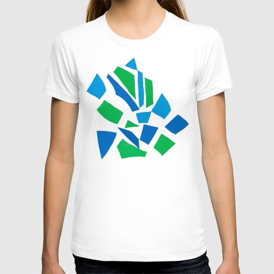 London Green T-shirt