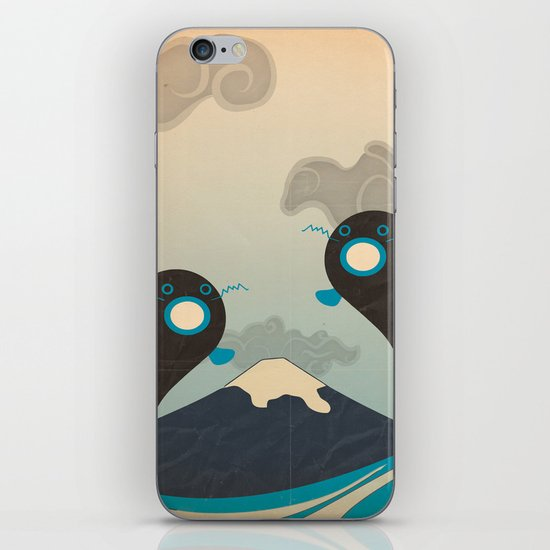 v u l c a n o iPhone & iPod Skin