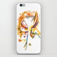 wilt iPhone & iPod Skin