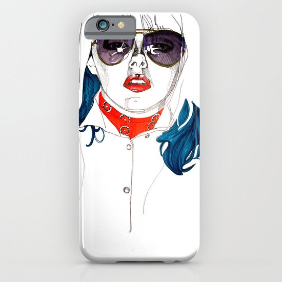 Kate  iPhone & iPod Case