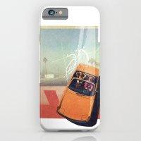 Getaway Car | Collage iPhone 6 Slim Case