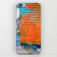 COLOUR · SHAPE · DEPTH iPhone & iPod Skin