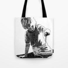 Rippling Tote Bag