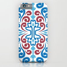 Chinoiserie Damask iPhone 6s Slim Case