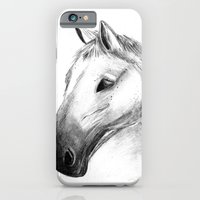 iPhone & iPod Case featuring Horse Tales by clickybird - Belinda Gillies