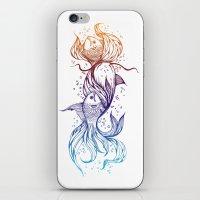 Cascade iPhone & iPod Skin