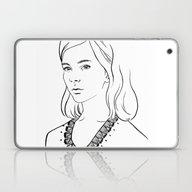 Demoiselle Laptop & iPad Skin