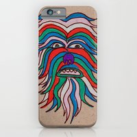 iPhone & iPod Case featuring whacky wookie by ronnie mcneil