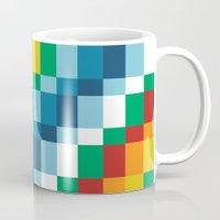Fuzzline #5 Mug