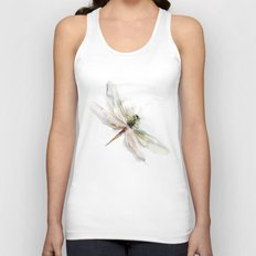 dragonfly Unisex Tank Top