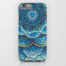 Birthday Mandala iPhone 6 Slim Case