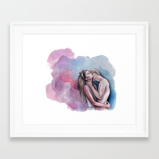All I Need Framed Art Print