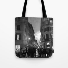 As Day Fades Tote Bag