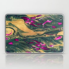 Hand-painted Marble Laptop & iPad Skin