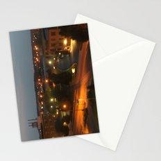 Holland, Michigan At Night Stationery Cards