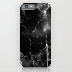 Black Marble Slim Case iPhone 6s