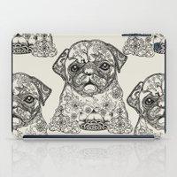 Persian Pug iPad Case