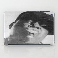 Notorious B.I.G iPad Case
