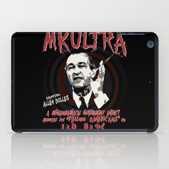 MKULTRA iPad Case
