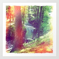 Enchantment Art Print