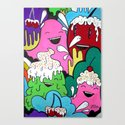 cherry II Canvas Print