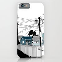 iPhone & iPod Case featuring Carrington  by Jette Geis