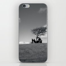 at the meeting place... iPhone & iPod Skin