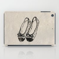 Ballerinas iPad Case