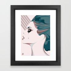 TEAR/001 Framed Art Print
