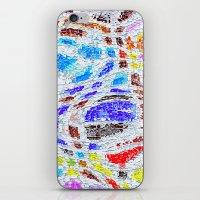 Material iPhone & iPod Skin