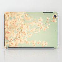 Vintage spring iPad Case