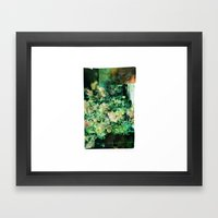 Here Somewhere Framed Art Print