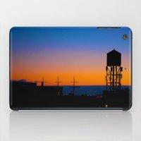 NYC Sundown iPad Case