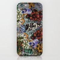 Psychedelic Botanical 15 iPhone 6 Slim Case