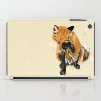 Fox and Dandelion iPad Case