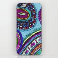 Fiona iPhone & iPod Skin