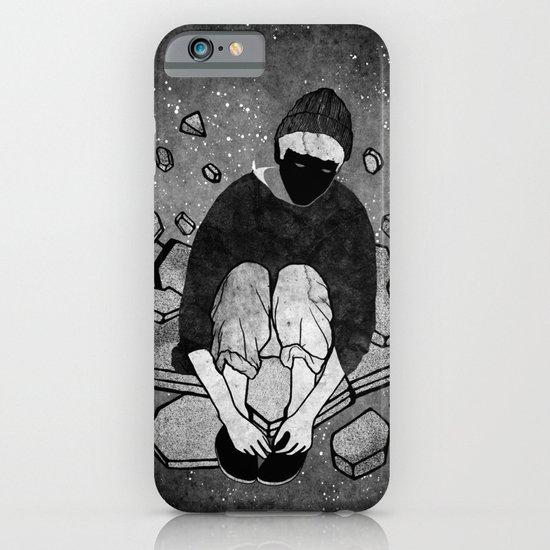 Space Oddity iPhone & iPod Case