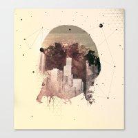 Sitting Bull Forever Canvas Print
