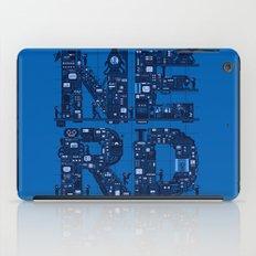 NERD HQ iPad Case