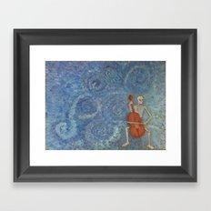 The Celleton Framed Art Print