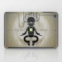 Deus Ex Machina iPad Case