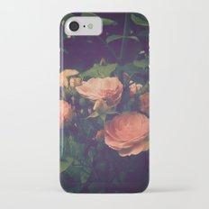 Antique Rose iPhone 7 Slim Case