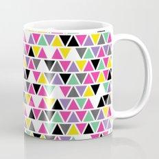 Pop Triangles Mug