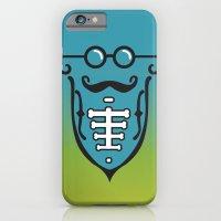 Skelebeard iPhone 6 Slim Case