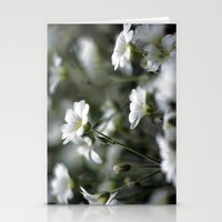 Snow In Summer Stationery Cards