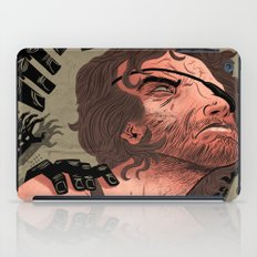 Escape From New York Poster iPad Case