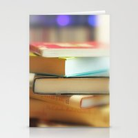 I love books Stationery Cards