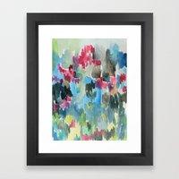 Bellamey Framed Art Print