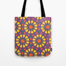 Arabesque Tote Bag