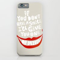 Have a smile! iPhone 6 Slim Case
